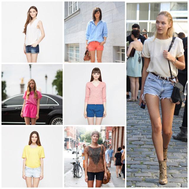 как одеваться летом