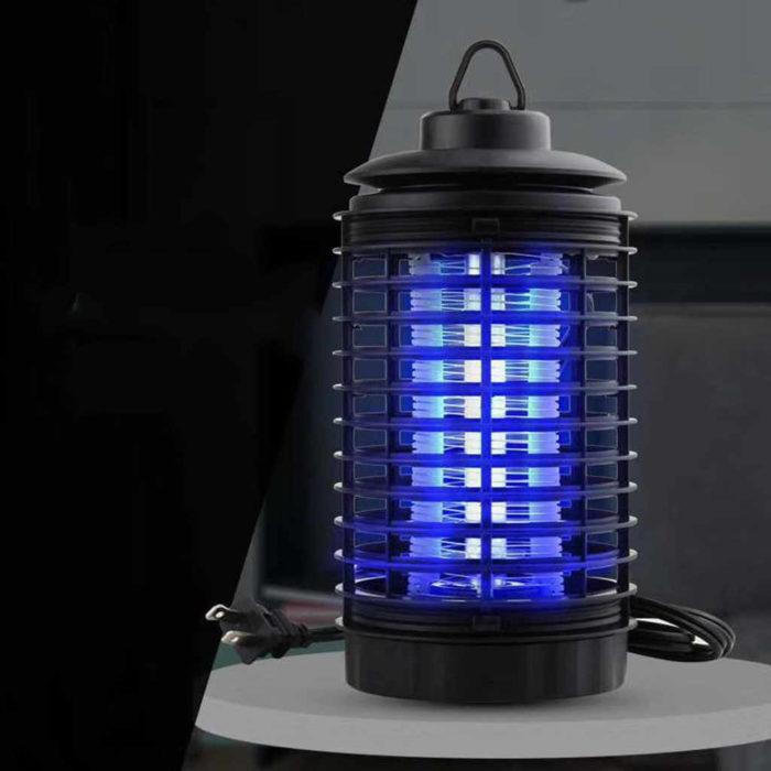 Лампы для уничтожения комаров