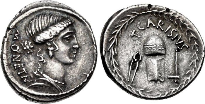 юнона монета