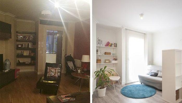 обновление стен в квартире