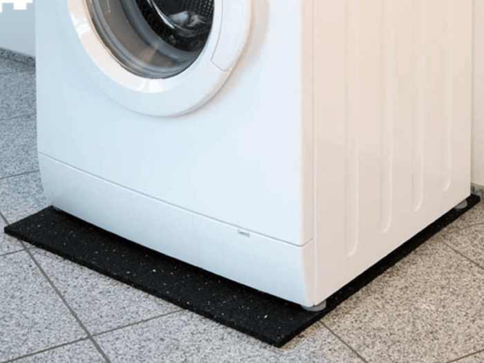 резиновый коврик под стиральную машинку