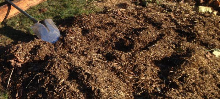 внесение компоста в почву