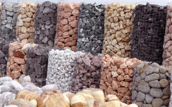 камни для габиона