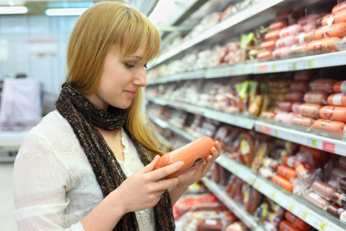 как выбрать хорошую колбасу