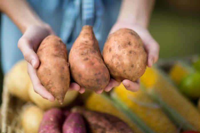 ядовитая картошка