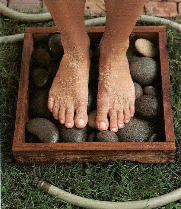 подставка для мытья ног