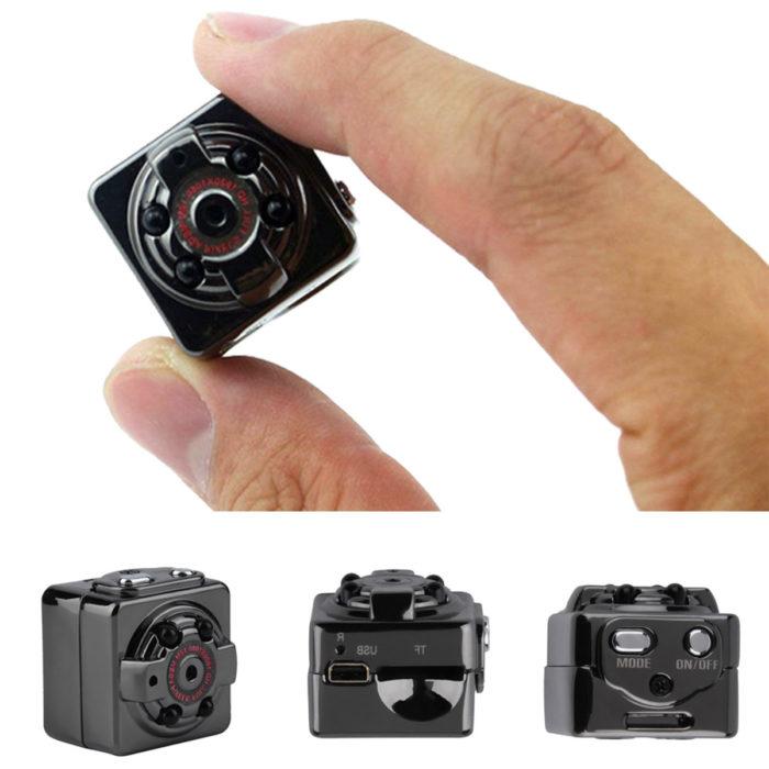 скрытые видеокамеры