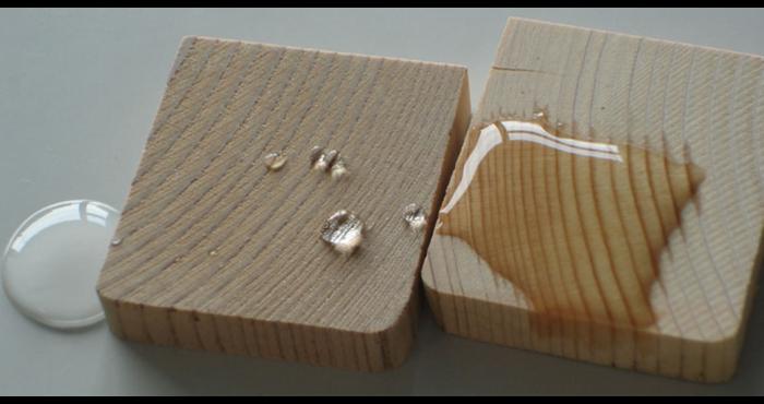 Обработка древесины от влаги для душа