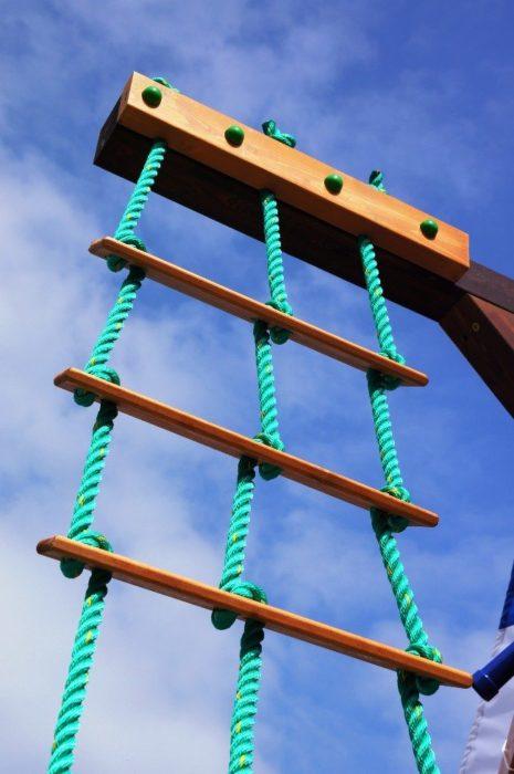 подвесные лестницы для детей
