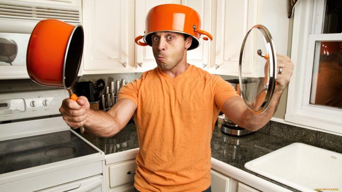ошибки на кухне