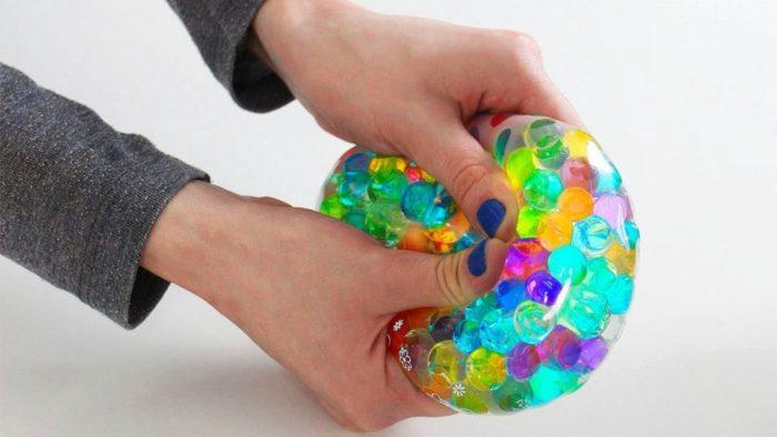Мячик из орбизов