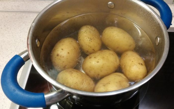 картофель флайт
