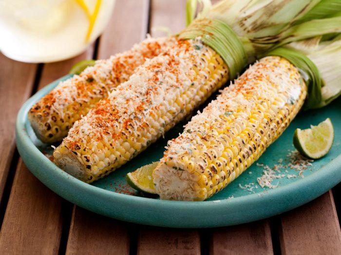 Кукуруза по мексикански
