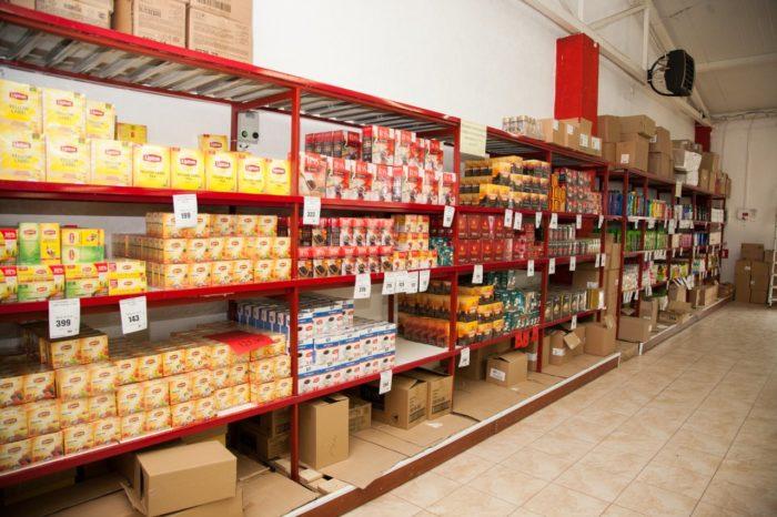 посещение оптовых продуктовых баз
