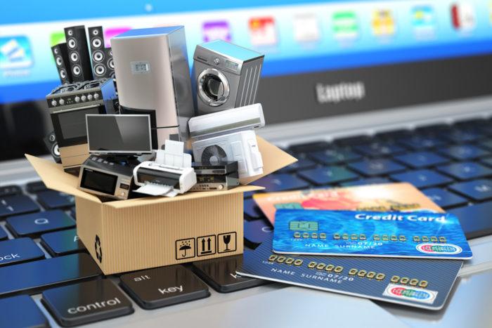 покупка бытовой техники в интернете