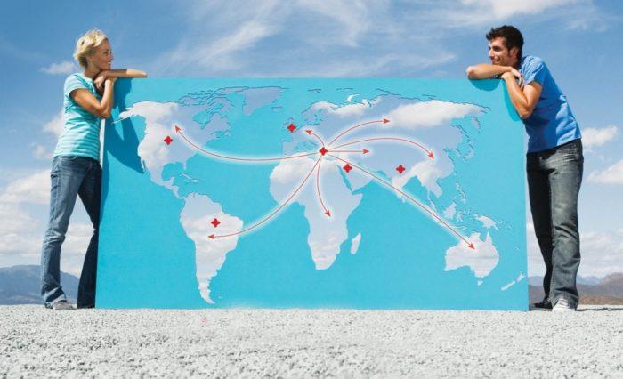 Как искать работу за границей
