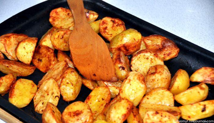 Как запекать картофель