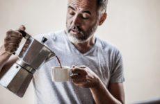 нельзя много пить кофе