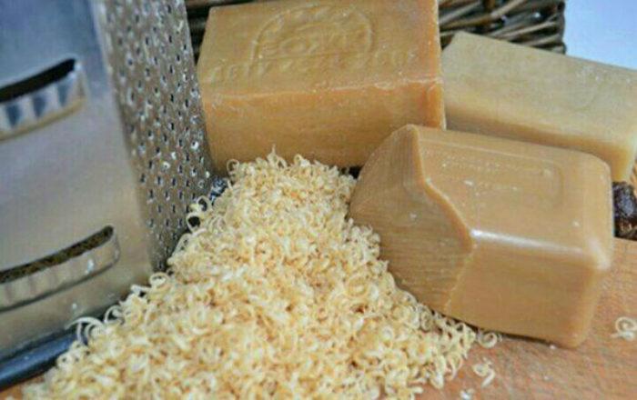 хозяйственное мыло вместо порошка