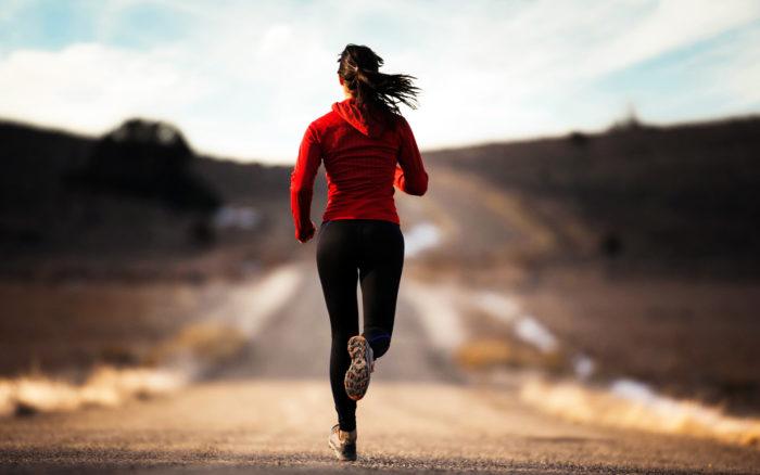 бег опасен для здоровья