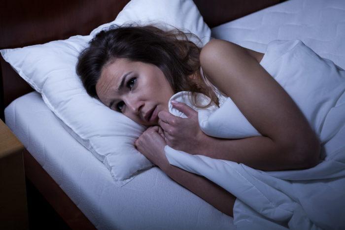Как уснуть если мешают разные мысли