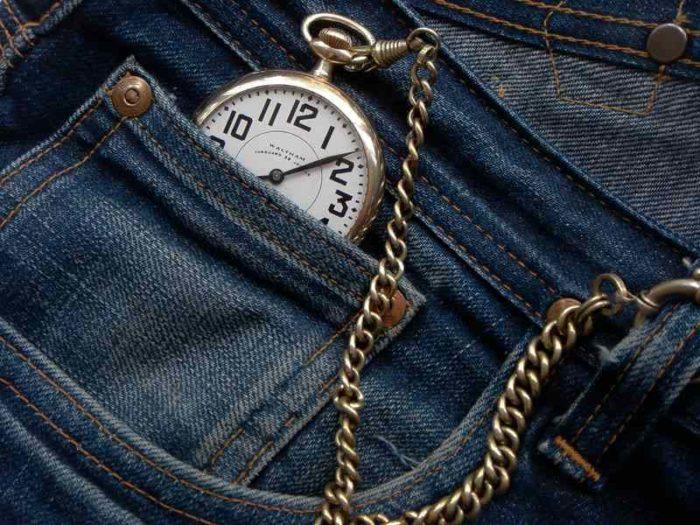 карманчик для часов