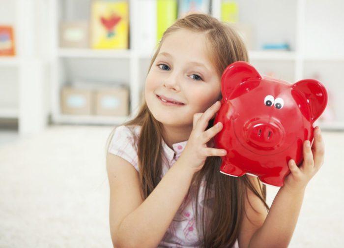 учим ребенка экономить деньги