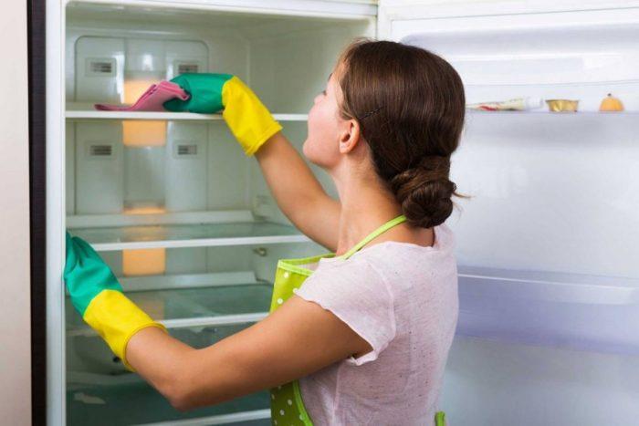 средства от плесени в холодильнике