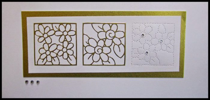 открытки техника Орнаре