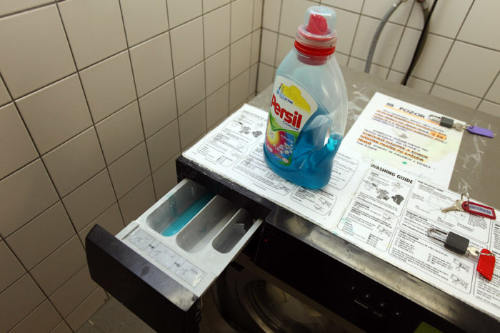 моющее средство вместо порошка