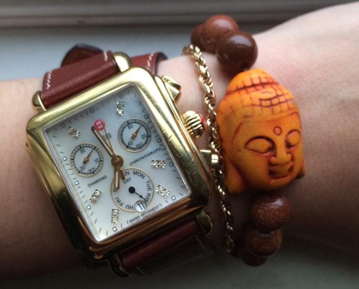 что делать если вам подарили часы
