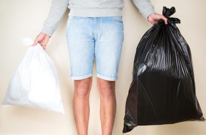 не выносите мусор вечером