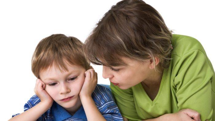 отношение ребенка к стрессам