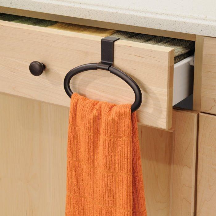 полотенца на кухне