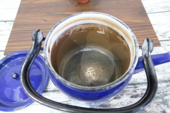 Металлические чайники