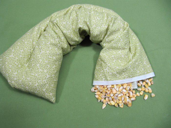Подушка с гречкой или горохом