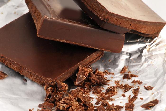 шоколад замедляет старение