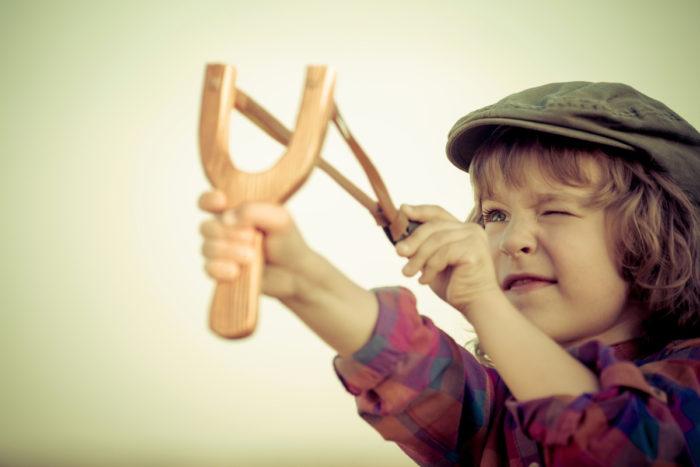 научите ребенка никого не обижать