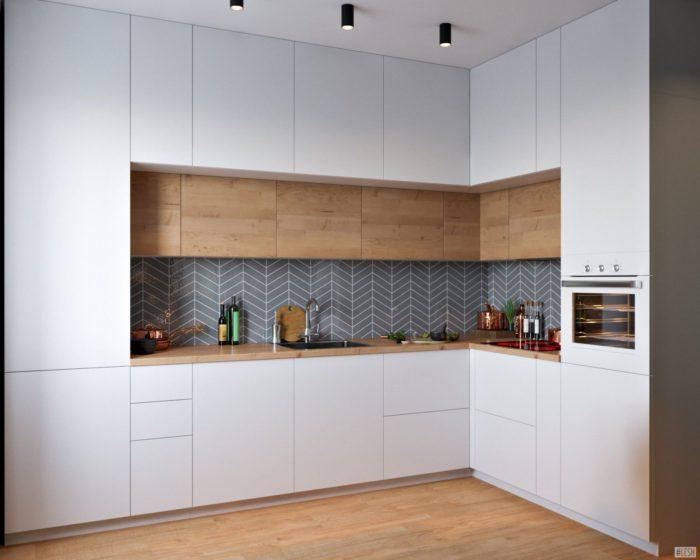 Целостность образа кухонной мебели