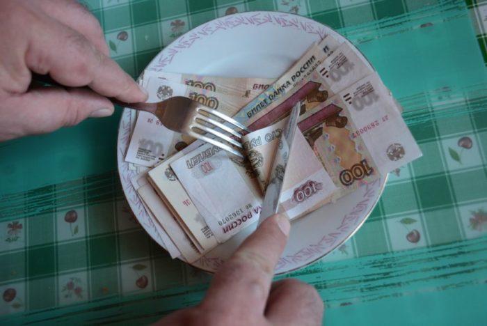 как прожить на 6000 рублей