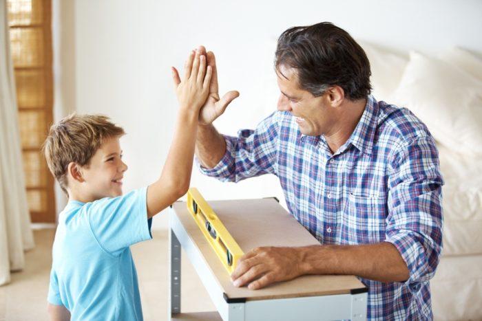 компромис с ребенком
