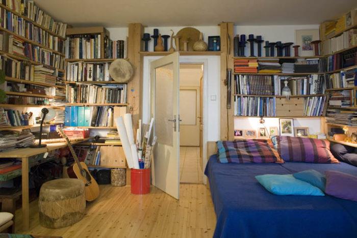Дом – библиотека