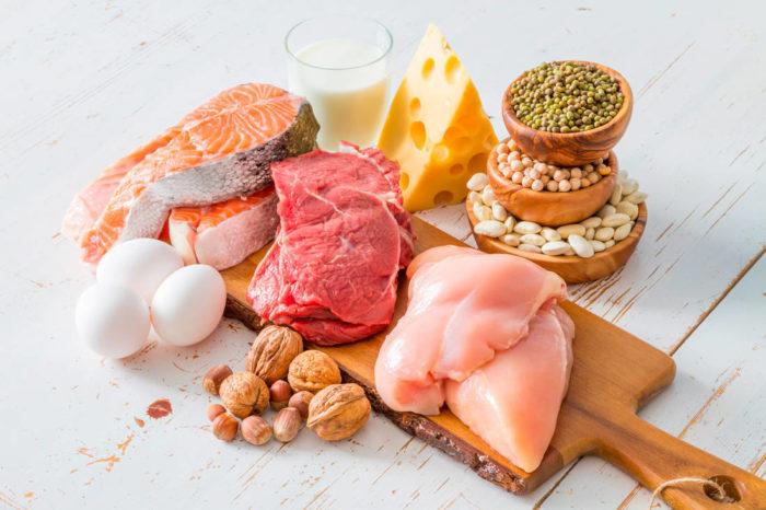 белковые продукты перед сном