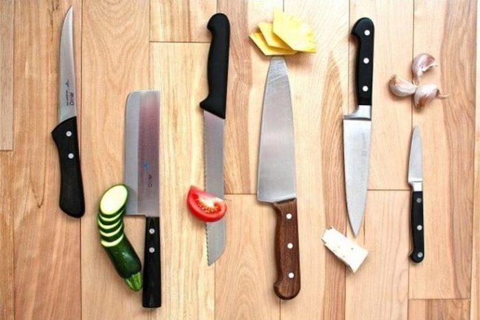 ошибки при выборе кухонного ножа