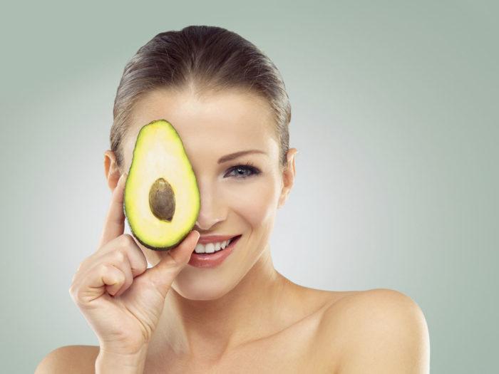 авокадо замедляет старение