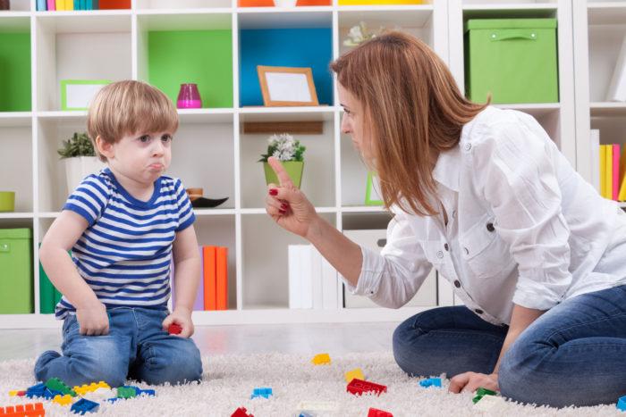 что нельзя говорить своим детям