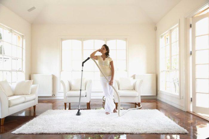 идеальная чистота в квартире
