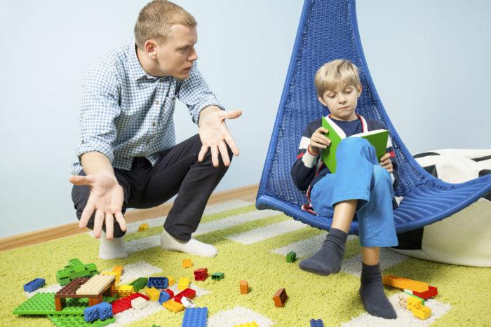 ответственность ребенка
