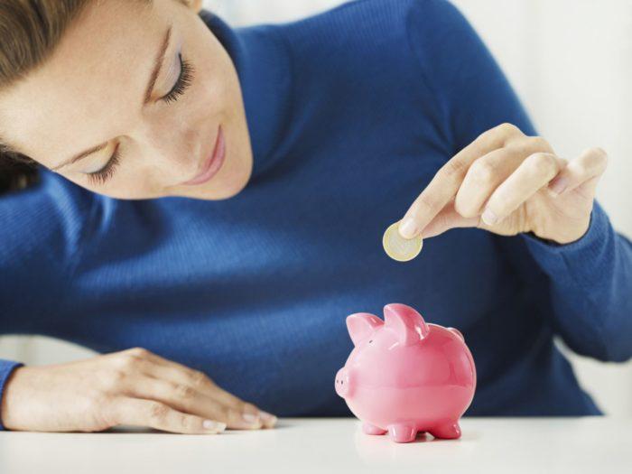 Начинайте откладывать деньги