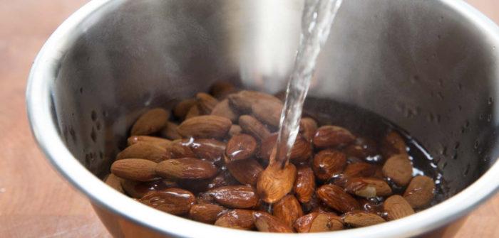 орехи можно мыть